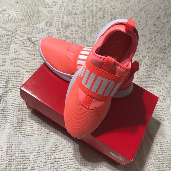 bc034eeee64e Women puma soft foam sneakers